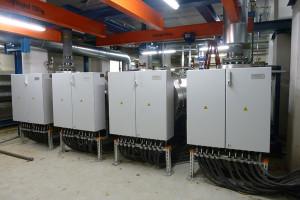 Prozesserhitzer Anlagen